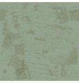 Seamless grunge background for your design vector image
