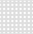 3d seamless pattern gray woven fibers vector image