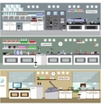 Laboratory Science lab vector image vector image
