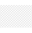 White Squared Texture vector image vector image