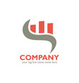 s letter logo design for accounting company