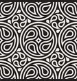 seamless pattern geometric background geometric vector image