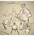 Chemistry1 vector image