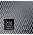 Art Deco seamless vintage wallpaper pattern vector image vector image