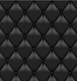 Leather Upholstery Background vector image vector image