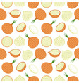 onion seamless pattern for wallpaper or wrapping vector image vector image