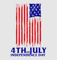america independence day design for sale vector image