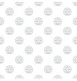 1989 style pattern seamless vector image