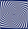 blue white geometric vector image