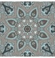 mandala decorative pattern vector image