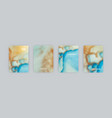 set cover templates vector image
