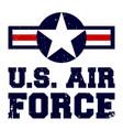 t-shirt print design us air force vintage