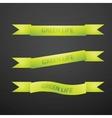 Header Menu Design vector image