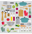 cooking clipart vector image vector image