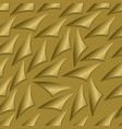 golden seamless background with elements like vector image