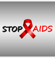 Stop aids poster