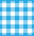 lumberjack plaid pattern in blue and black vector image vector image