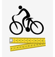 sport concept design vector image vector image