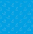 film director pattern seamless blue vector image