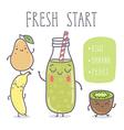 - Fresh start vector image