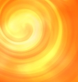 Orange Light Abstract BackgroundSunny Wallpaper vector image vector image