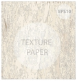 grunge paper texture retro old background vector image vector image