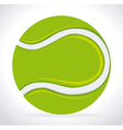Tennis design vector image vector image