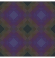 Retro seamless pattern of geometric shapes vector image vector image