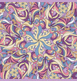 colorful abstract pattern vector image