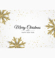 merry christmas and happy new year festive vector image vector image