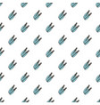 Blue flippers pattern vector image