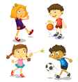 Kids vector | Price: 1 Credit (USD $1)