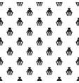 love cupcake pattern vector image vector image