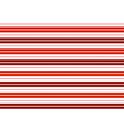 Red White Stripes Background vector image