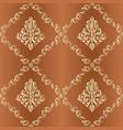 vintage floral seamless pattern element indian vector image vector image