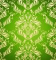 decorative seamless floral ornament vector image
