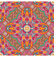 original retro paisley seamless pattern vector image vector image