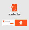 business logo template for bulk dialog instant vector image