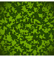 green-forest camouflage background pattern vector image