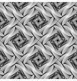 Design seamless square diamond geometric pattern vector image vector image