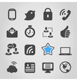 Icon for web vector image