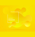 liquid dynamic background vector image vector image
