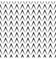 seamless pattern with geometric herringbone vector image vector image