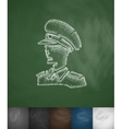 general icon Hand drawn vector image vector image