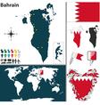 bahrain map world