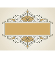 7floral line 73 1 vector image vector image