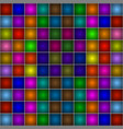colorful background with squares geometric vector image