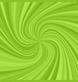 geometric spiral background - graphic design from vector image vector image