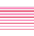 Pink White Stripes Background vector image vector image