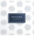 line star pattern background design vector image vector image